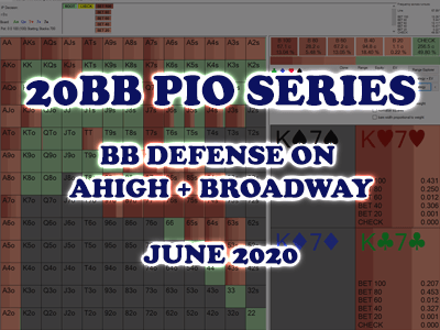 06_10_2020 - Spades - 20bb Series - BB Defense Acehigh and broadway boards